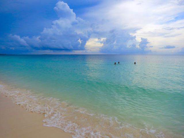 Cuba beach, affordable luxury Caribbean