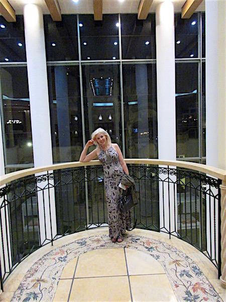 Daniel Hotel Dead Sea Wandering Carol