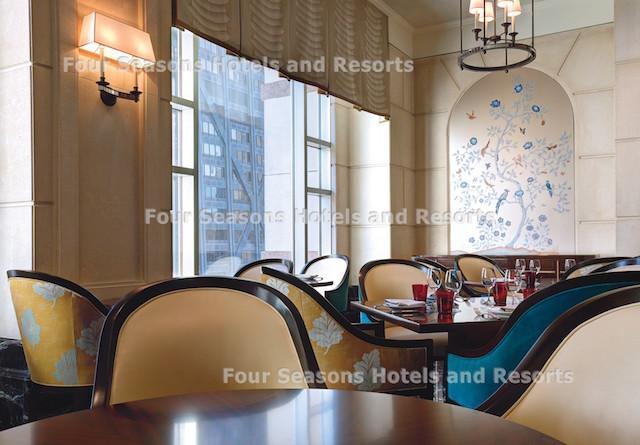 Four Seasons Hotel Chicago Allium Restaurant