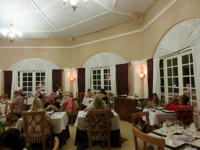 Hilltop restaurant Paradisus Princesa del Mar