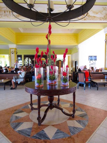 Paradisus Princesa del Mar blog, lobby