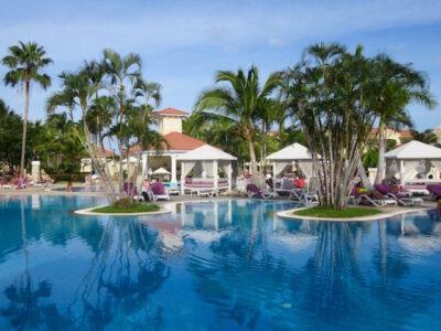 Paradisus Princesa del Mar blog post review, pools