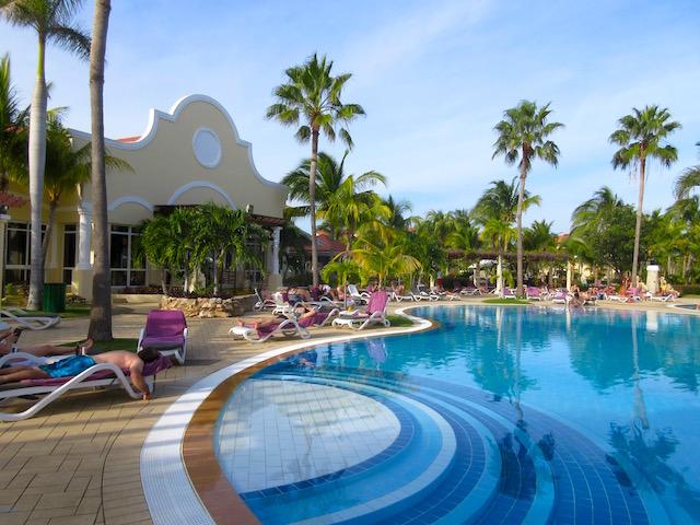 Paradisus Princesa del Mar blog, pools