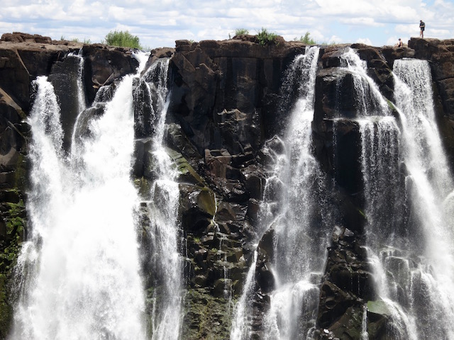 Photos of Victoria Falls, Zambia