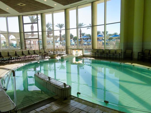 Spa in the Dead Sea, Daniel Hotel, Ein Bokek