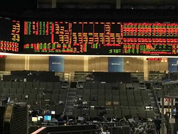 weekend in chicago, CME, chicago mercantile exchange