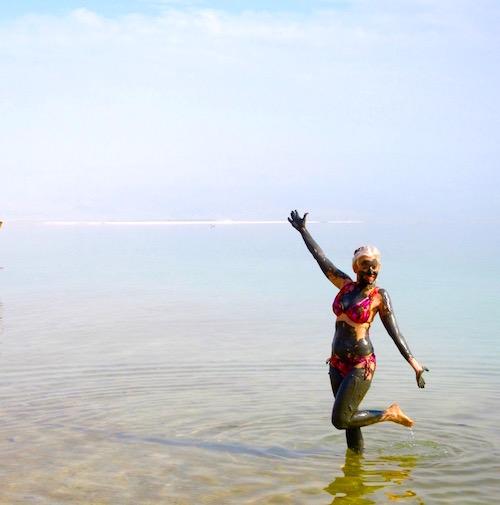 Dead Sea Mud in Israel