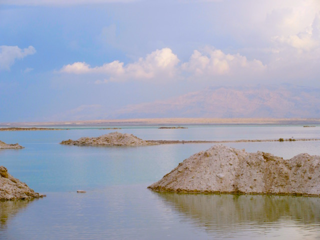 Dead Sea Vacation Israel