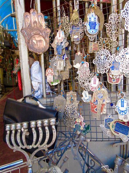 Flea Market in Jaffa Israel