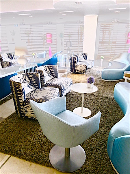 Israel Dead Sea Hotels Herods lobby lounge