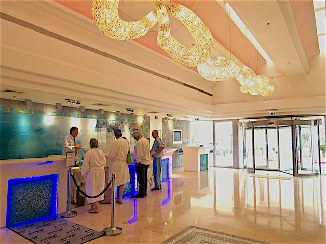 Israel Dead Sea hotels Herods luxury hotel