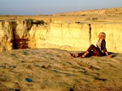 Judean Desert Adventure, canyon