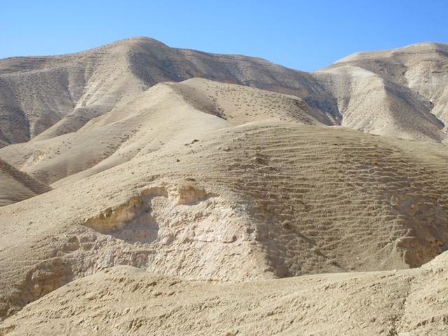 Judean Desert hills