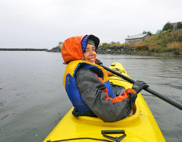 Kayaking in New Brunswick soft adventure travel