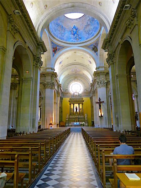 Notre Dame de Liesse Church Annecy