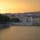 Lyon Restaurants city view