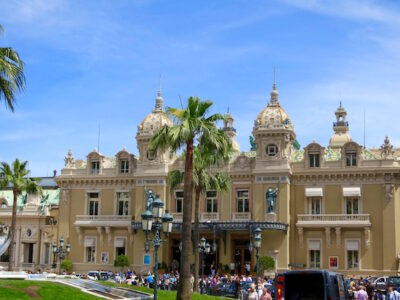 Visiting the Monte Carlo Casino is one of the most exciting things to do in Monte Carlo. This is the glamorous exterior