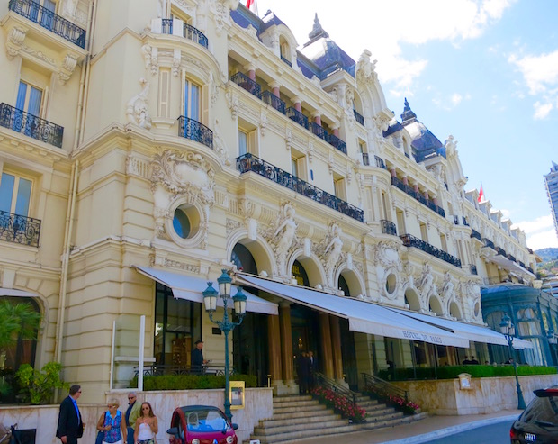 Monte Carlo Hotel du Paris