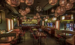 Mr Jones bar, Trump Soho NYC: cocktails anyone?