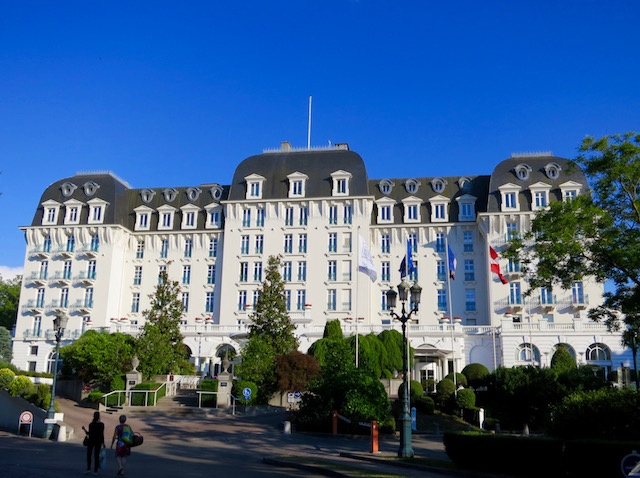 Imperial palace hotel casino annecy