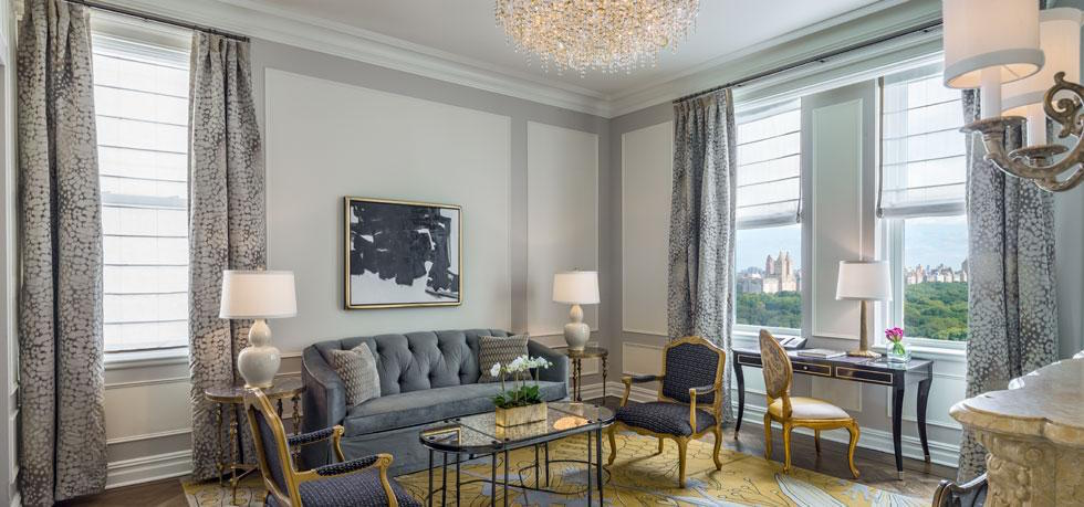 Plaza hotel, New York luxury hotels blog review