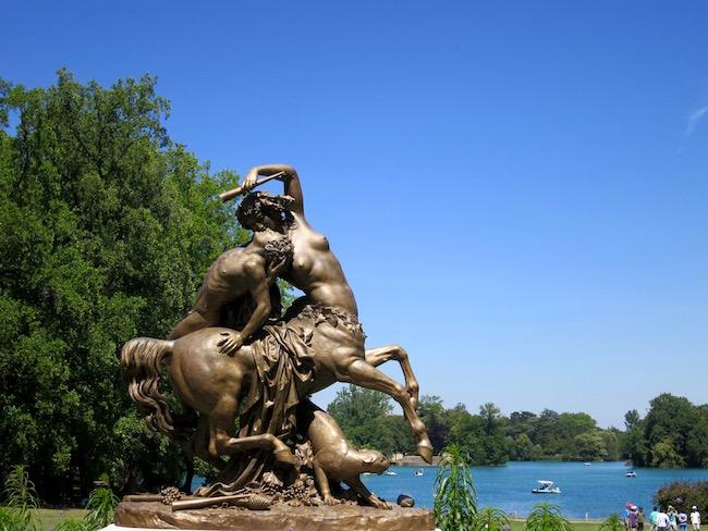 Things to do in Lyon, visit Parc de la Tête d'Or
