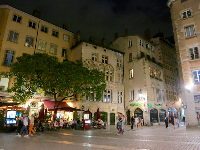 Things to see in Lyon, France, Old Town