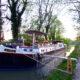 Canal du Midi cruise, Athos barge
