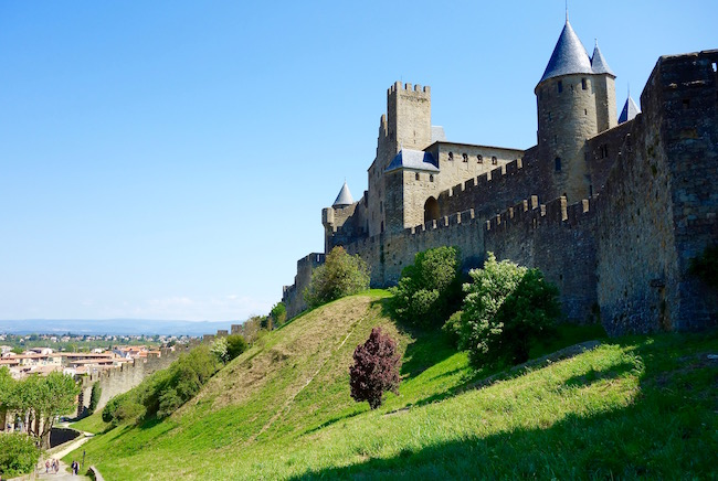 Canal du Midi day trip to Carcassonne