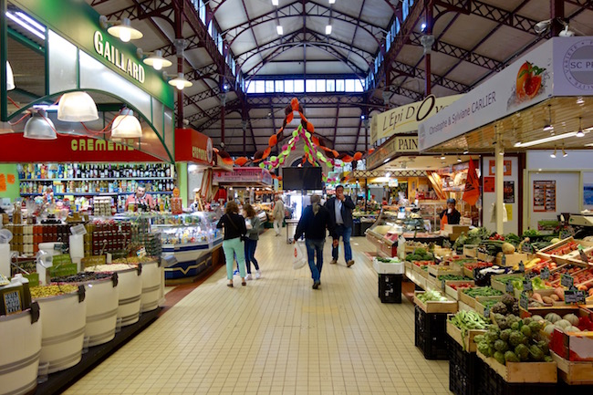 Day trip Narbonne, Covered Market