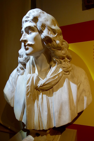 Moliere the French playwright