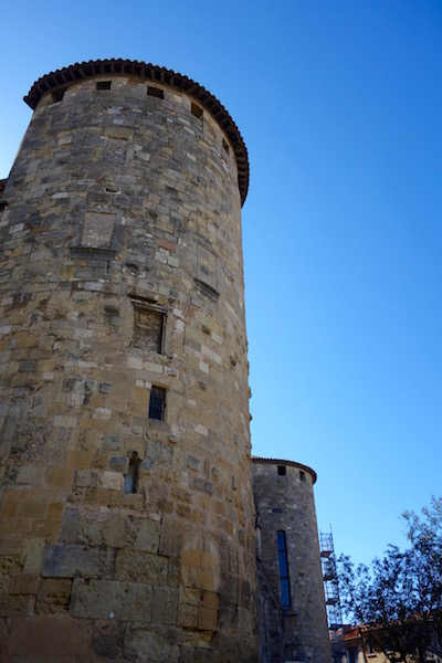 One day in Narbonne, Roman Tower