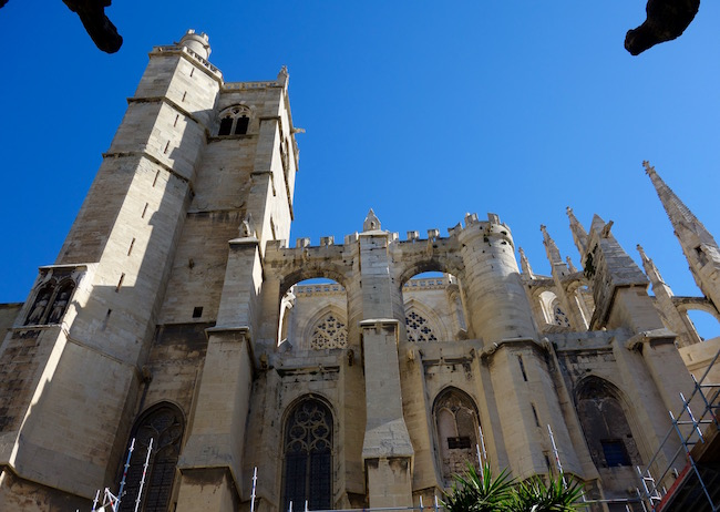 Things to see in Narbonne, cathedral