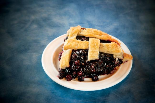 Saskatoon restaurants, Saskatoon berry pie