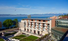 Hotel in Evian: Hilton Evian-les-Bains review
