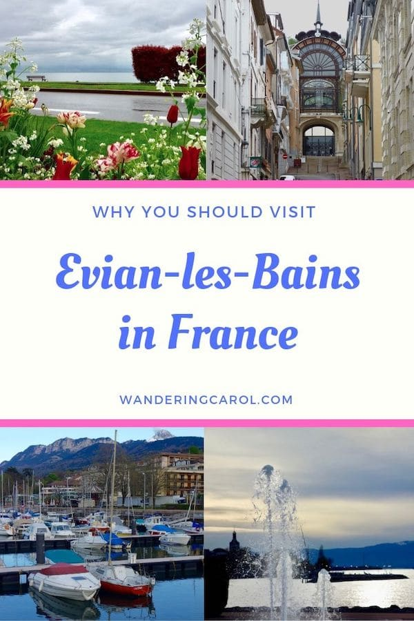 Things to do in Evian-les-Bains, France
