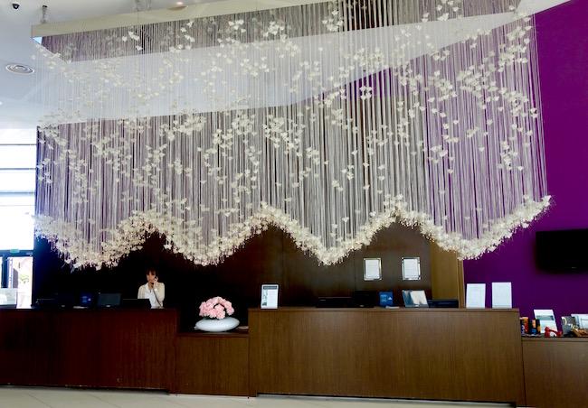 Hilton Evian-les-Bains hotel review