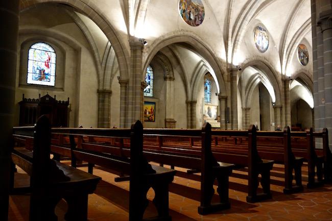 Evian les Bains Notre Dame Basilica