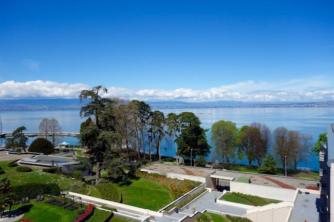 Review of Hilton Evian-les-Bains