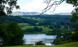Esthwaite Water Lake District England