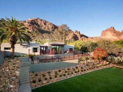 The Spa House, Sanctuary at Camelback, Scottsdale Arizona