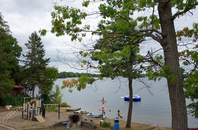 Kawartha Lakes resort Viamede
