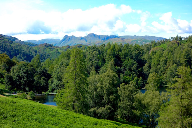Lake District Attractions Tarn Hows