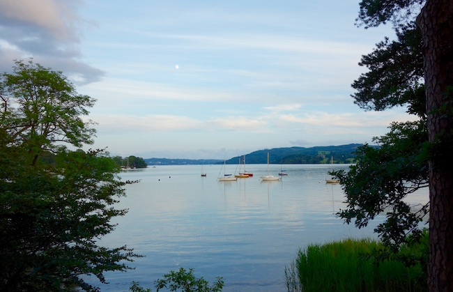 Lake District itinerary, Waterhead