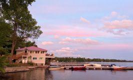 Ontario getaways Stoney Lake Viamede Hotel