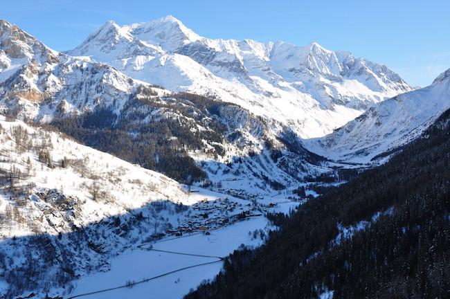 Savoy Alps