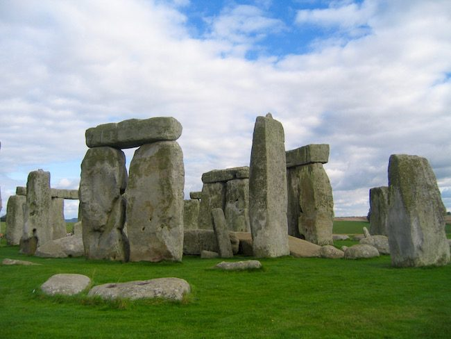 Mystical places like Stonehenge