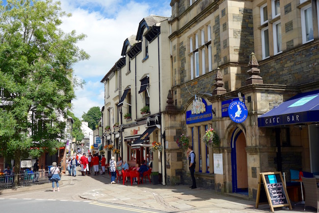 Things to do in the Lake District visit Bowness