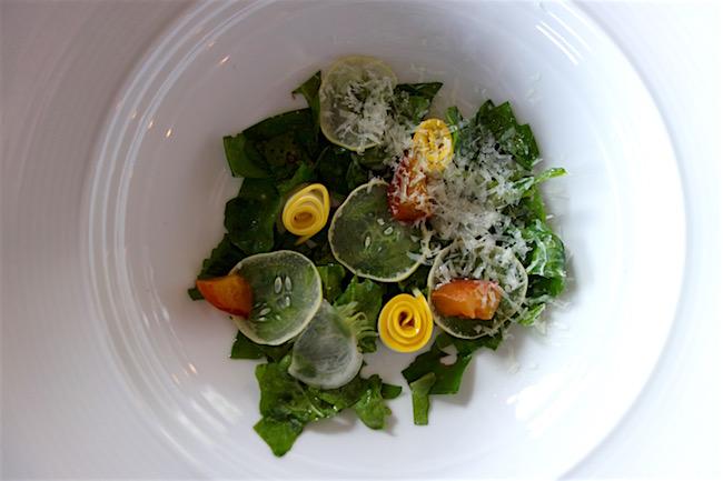 Viamede Resort Mount Julien restaurant local ingredients
