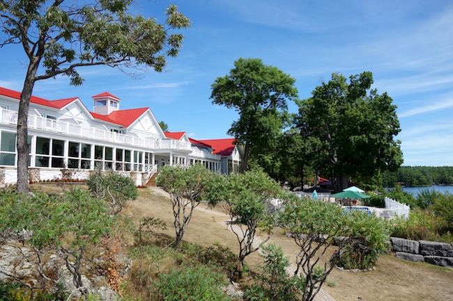Viamede Resort in the Kawartha Lakes district of Ontario